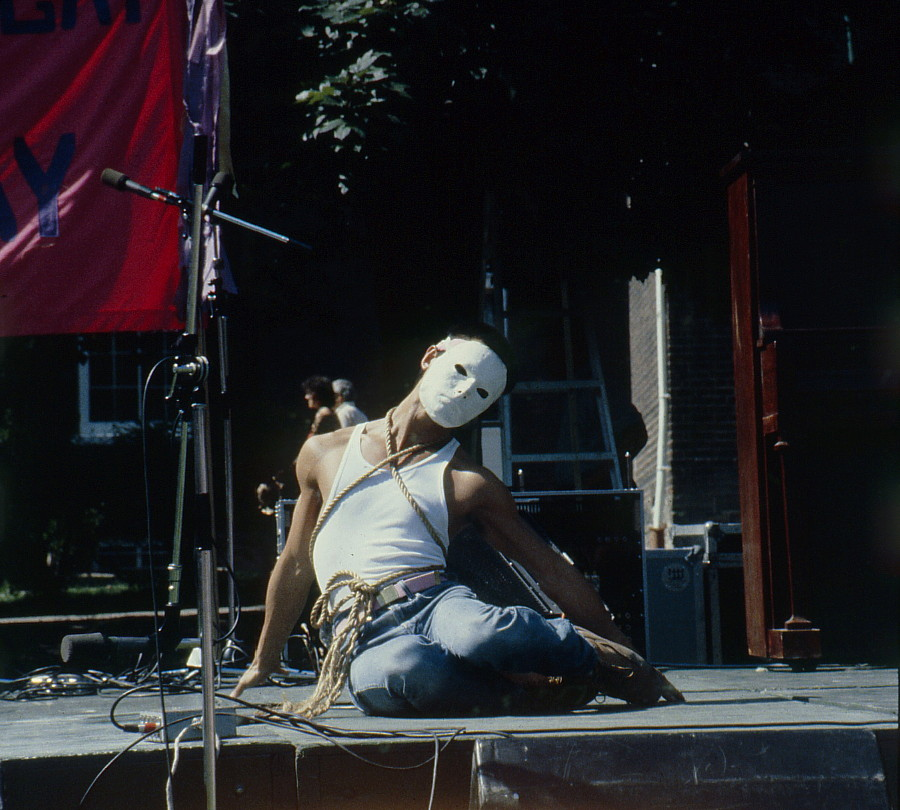 1981 Pride Day Parade, Toronto